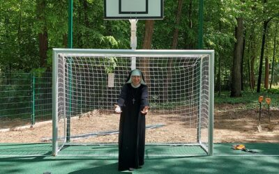 Siostra Anuarita nabramce!